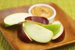 apple.pbutter.snack